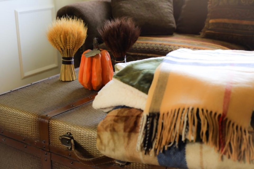 Fall blankets. Its's fall y'all!