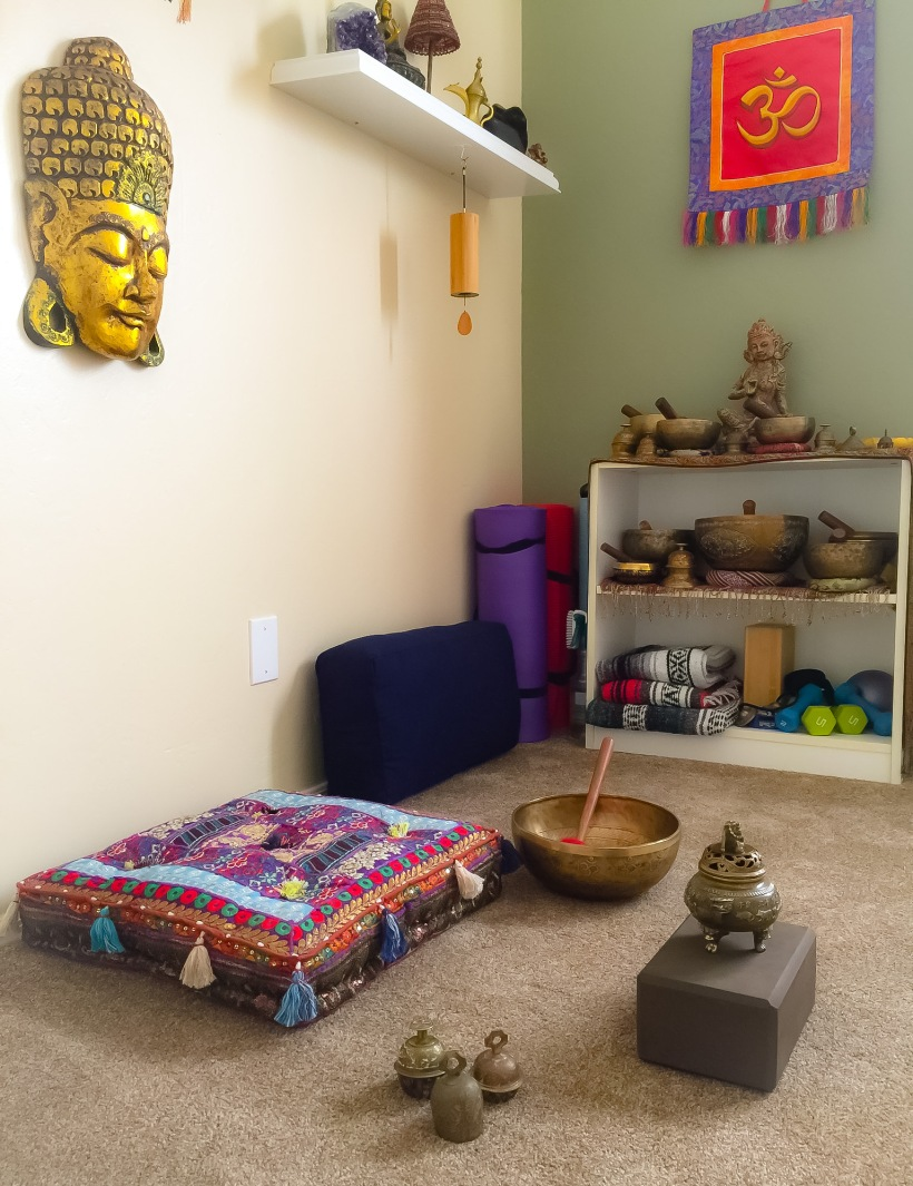 Meditation & Yoga Room